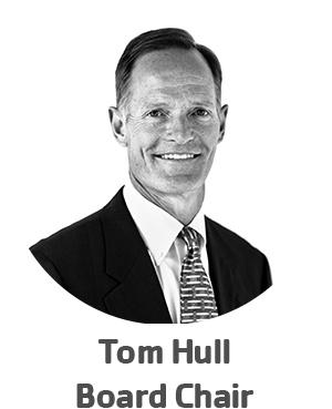 Tom Hull, Board Chair