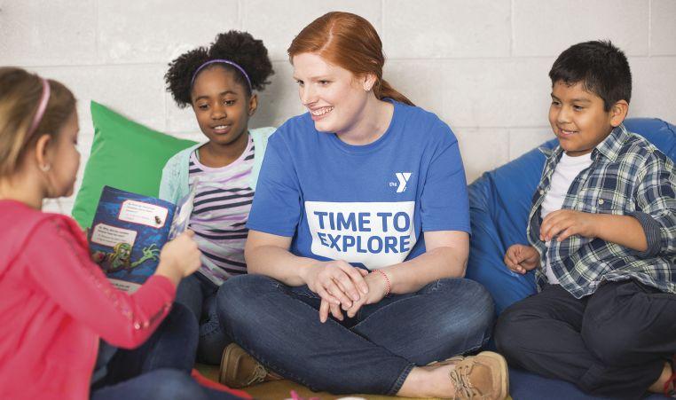After School Activities Unlock Kids Potential Ymca Of Greater Seattle