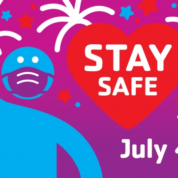 stay safe 4th