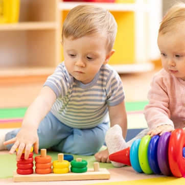 Importance of Skill-Building for Infants and Toddlers