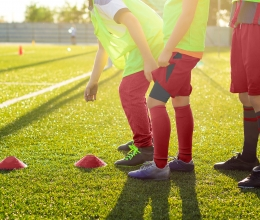 Outdoor Youth Soccer, Skills Academies, Clinics and Intro Series