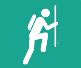 hiker icon
