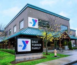 Support the Dale Turner Family YMCA