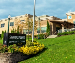 Support the Snoqualmie Valley YMCA